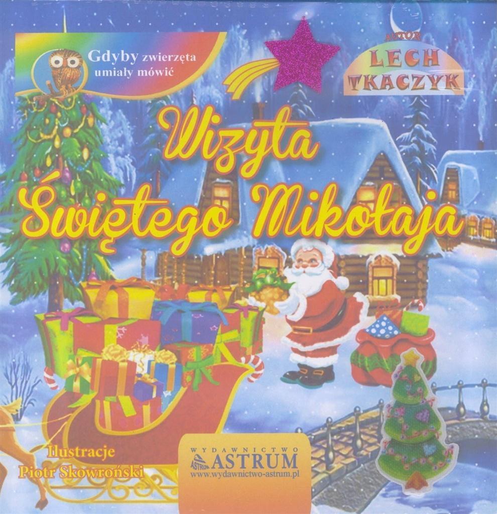 Wizyta Świętego Mikołaja + CD