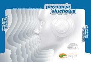 Percepcja słuchowa (książka + MP3)