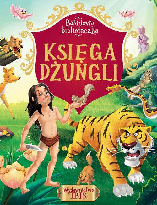 Baśniowa biblioteczka Księga dżungli