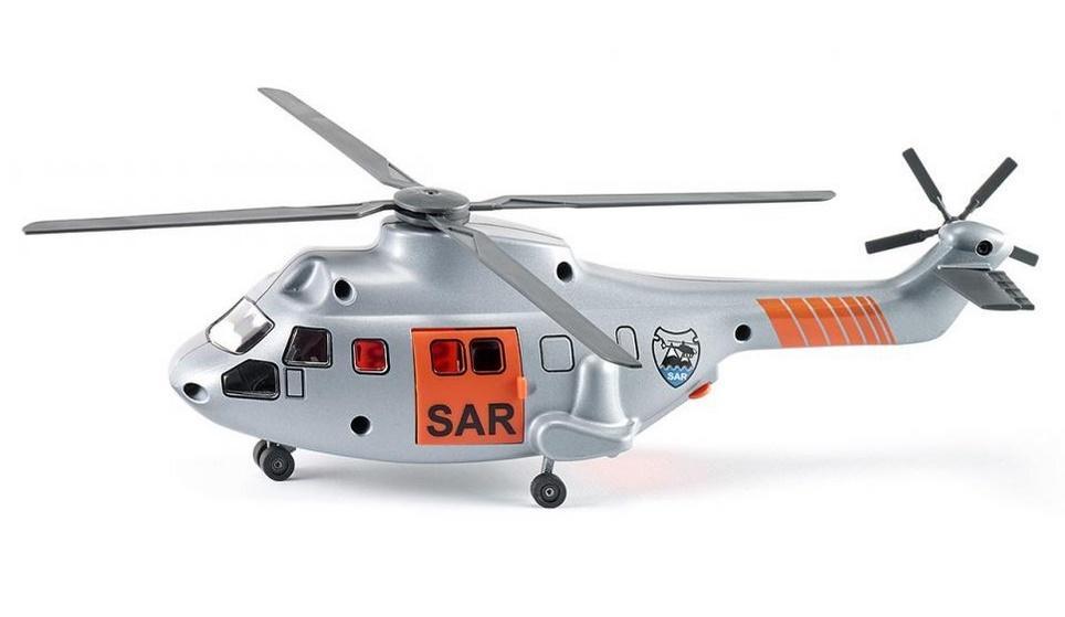 Siku Super - Śmigłowiec transportowy S2527