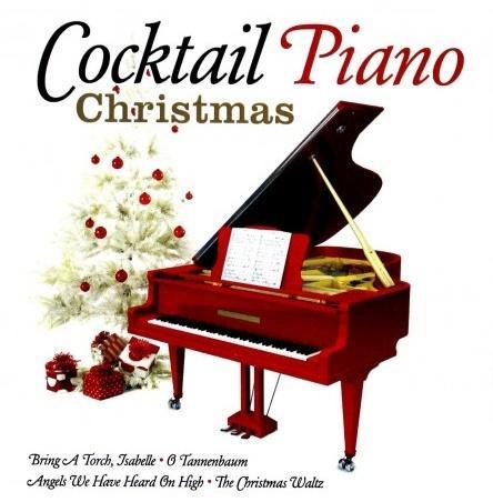 Cocktail Piano Christmas CD