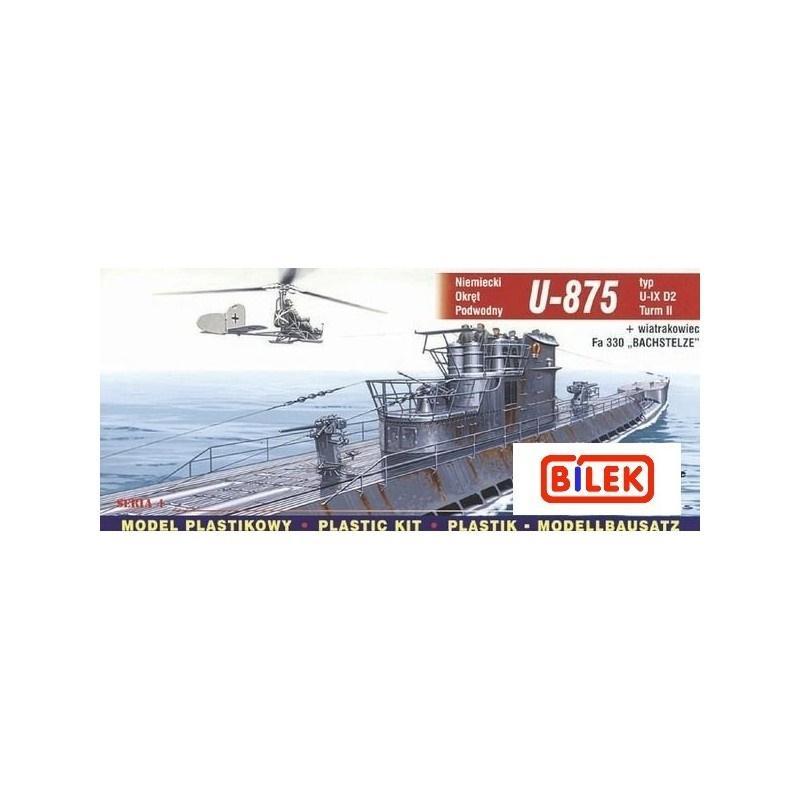 Okręt Podwodny U-875 Niemiecki