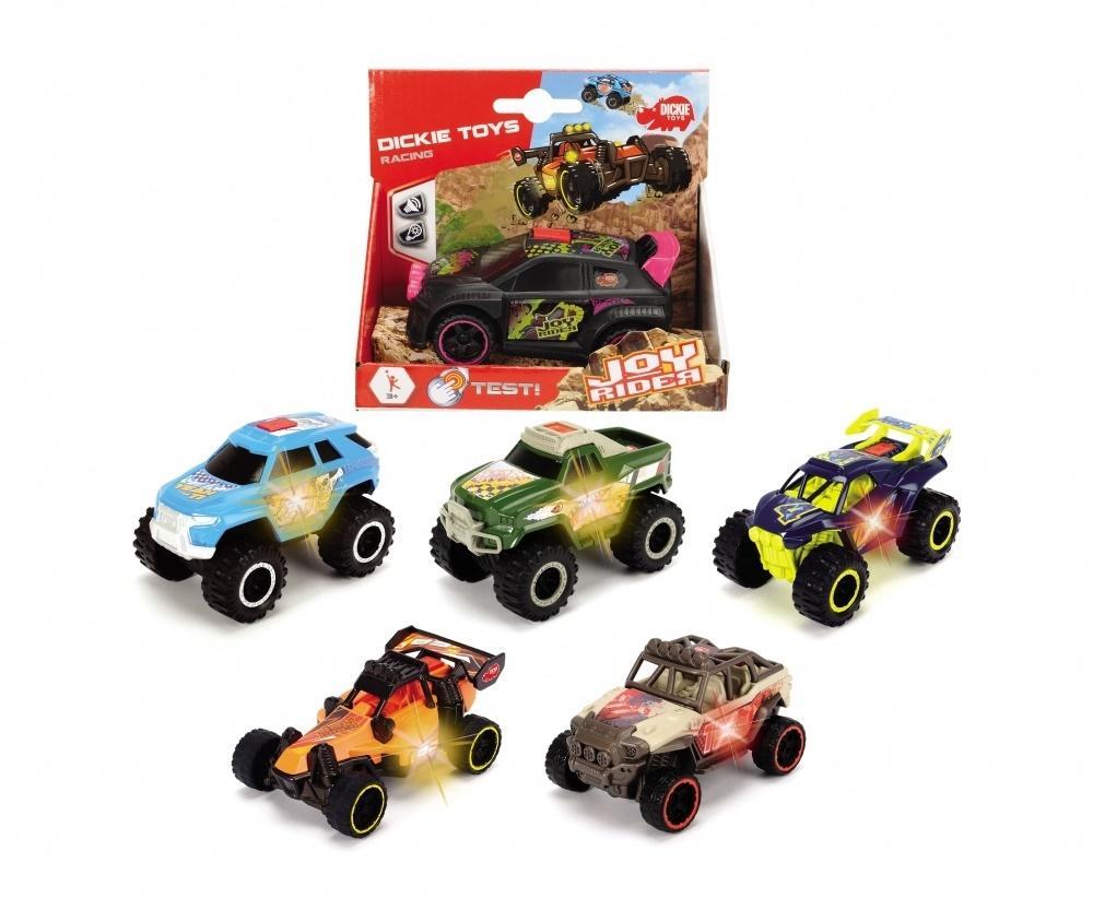 Racing Joyrider 6 rodzajów