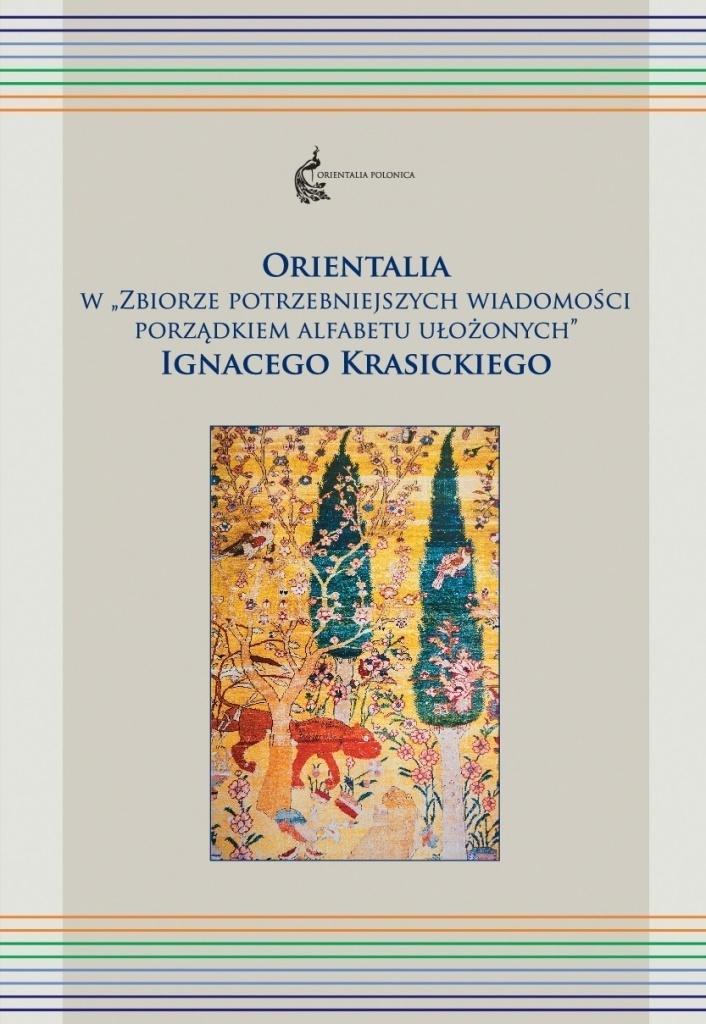 """Orientalia w """"Zbiorze potrzebniejszych wiadom. .."""""""