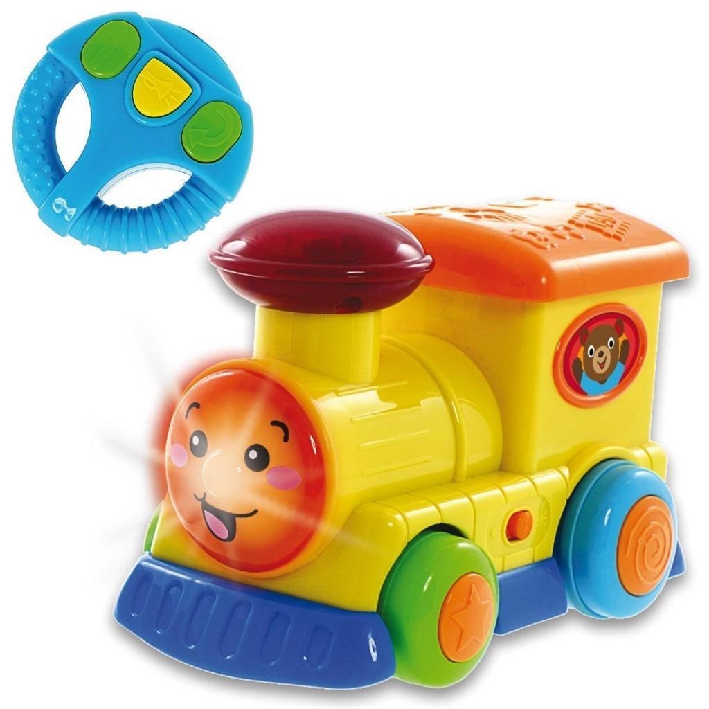Pojazdy sterowane z kierownicą - Lokomotywa