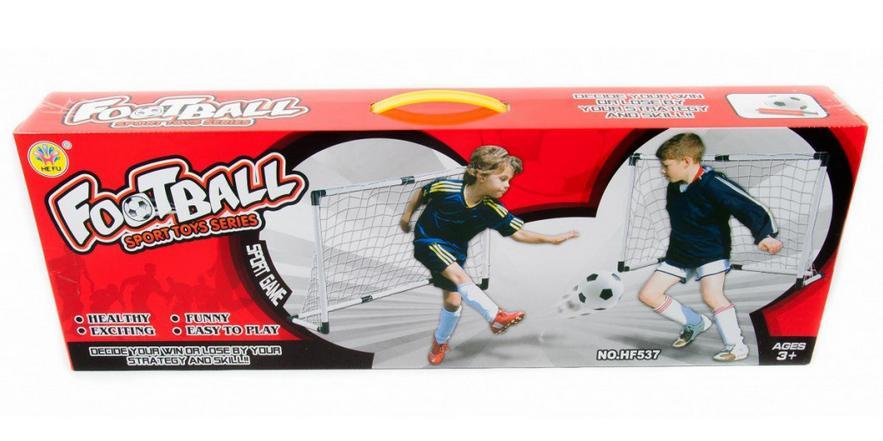 Zestaw bramek do gry w piłkę nożną