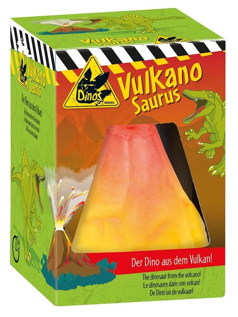 Dino - Wulkan
