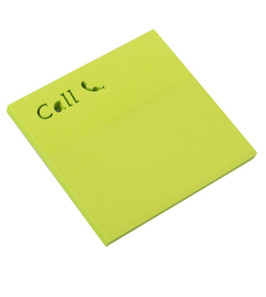 Notes samoprzylepny 75x75mm Call D.RECT