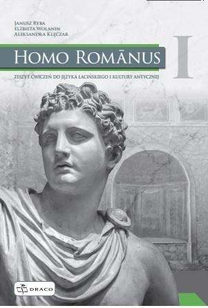 Homo Romanus 1 zeszyt ćwiczeń DRACO