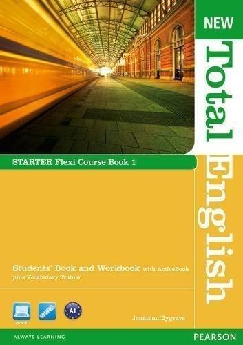 Total English New Flexi Starter 1 Pack +CD PEARSON