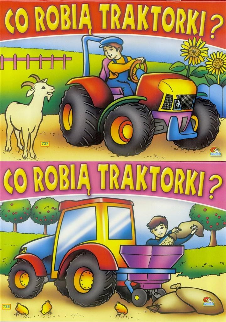 (301) Co robią traktorki? MIX