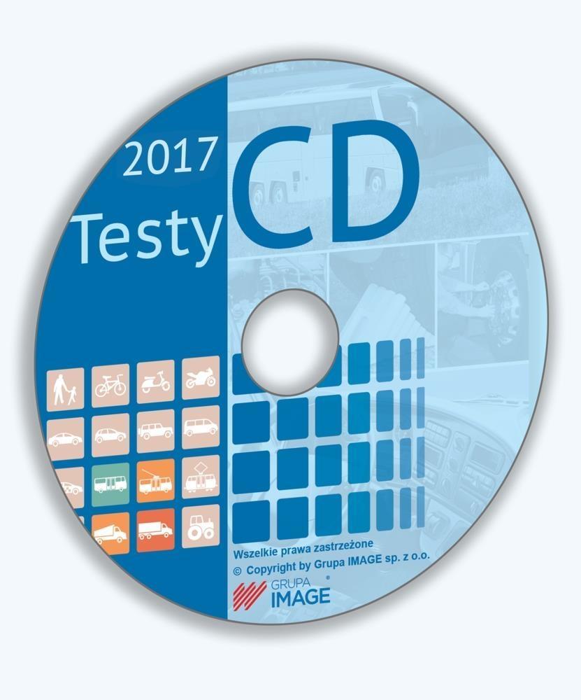 Testy CD PLUS - CD do podręcznika