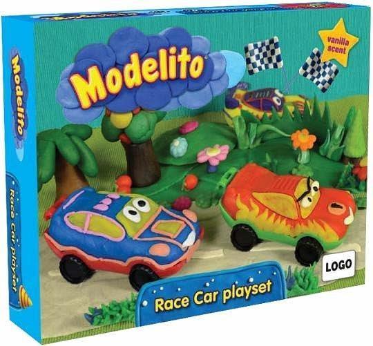 Modelito - Wyścigi samochodowe