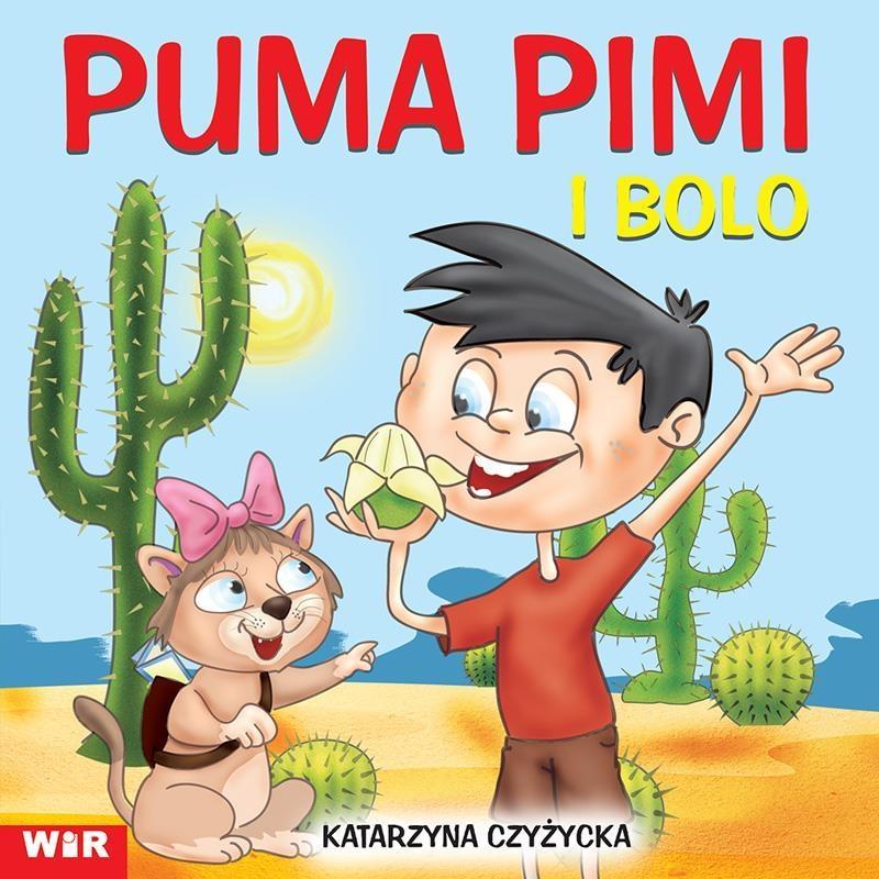 Puma Pimi i Bolo - cz.2 sylaby ze spółgł. B i L