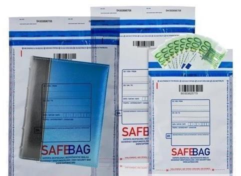 Koperty Safebag B4 białe (50szt)