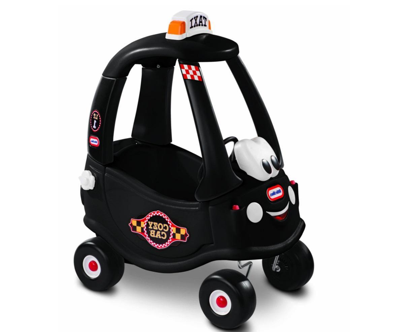 Jeździk Czarna Taksówka Cozy Coupe