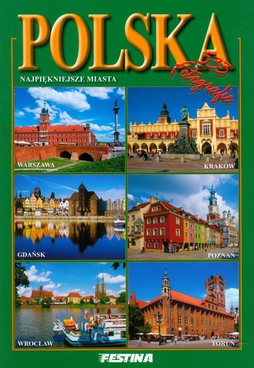 Polska najpiękniejsze miasta
