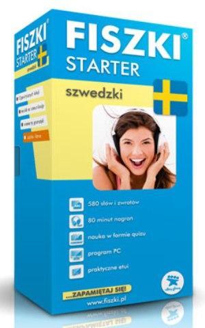 Szwedzki. Fiszki - Starter w.2014