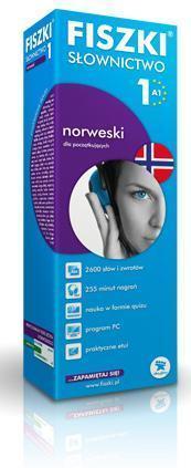 Norweski. Fiszki - Słownictwo 1 w.2013