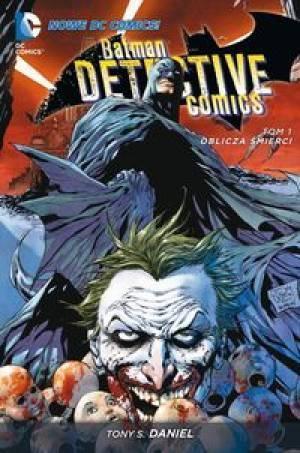 Batman Detective Comics T.1 Oblicza śmierci