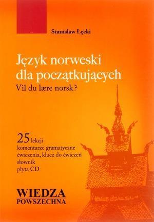 Język norweski dla początkujących + CD