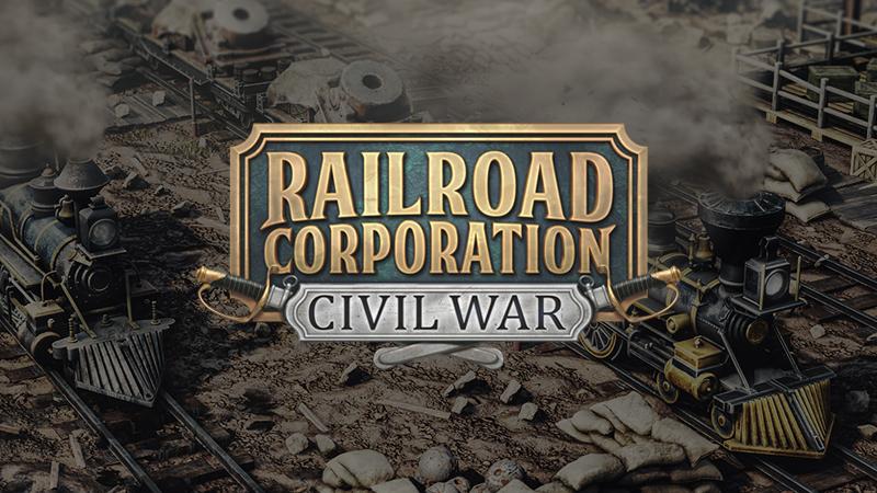 Railroad Corporation - Civil War (PC) Klucz Steam