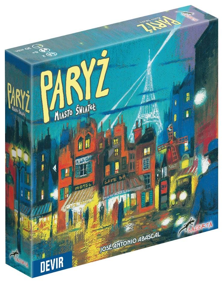 Paryż: Miasto świateł (gra planszowa)