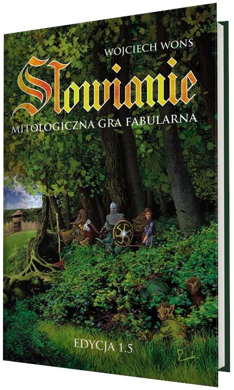 Słowianie: Mitologiczna gra fabularna - edycja 1.5