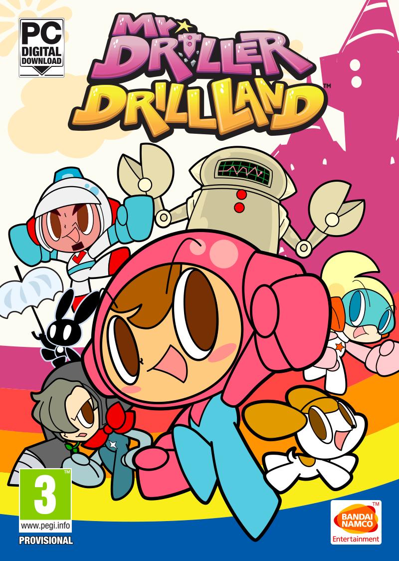 Mr. DRILLER DrilLand Steam