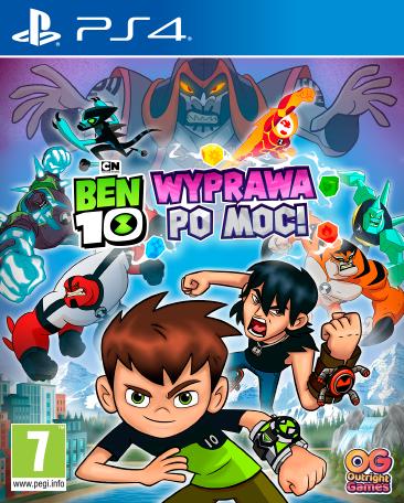 Ben 10: Wyprawa po moc! (PS4)