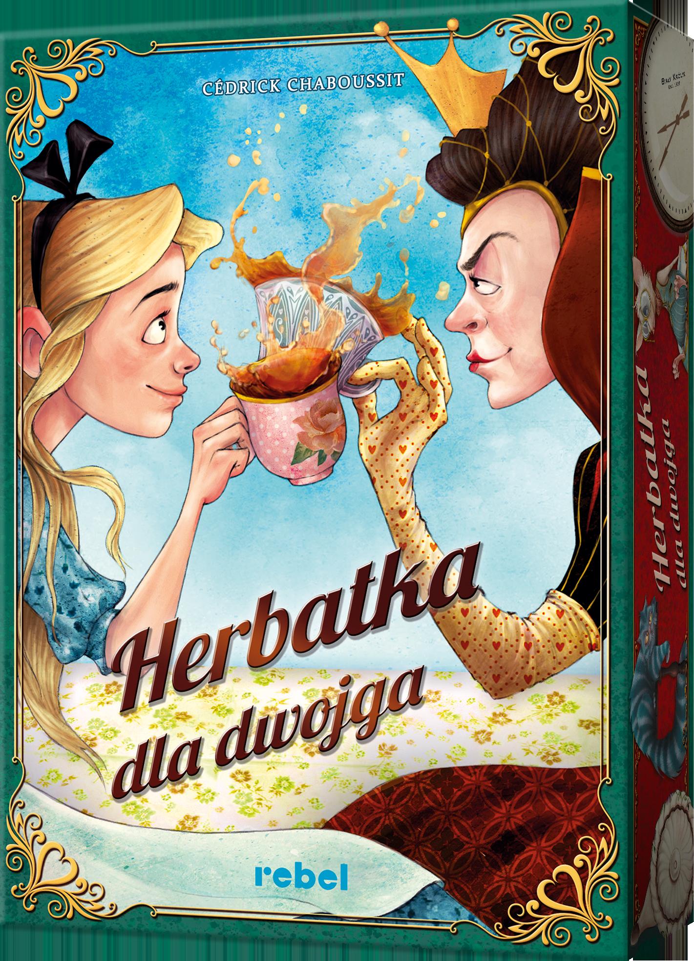 Herbatka dla dwojga (gra planszowa)