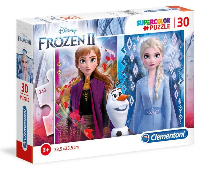 Puzzle 30 Super Kolor Frozen 2