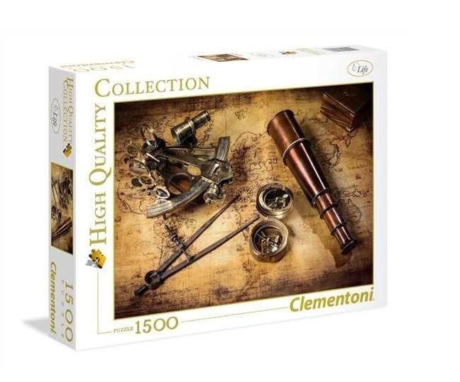 Puzzle 1500 Course To The Treasure