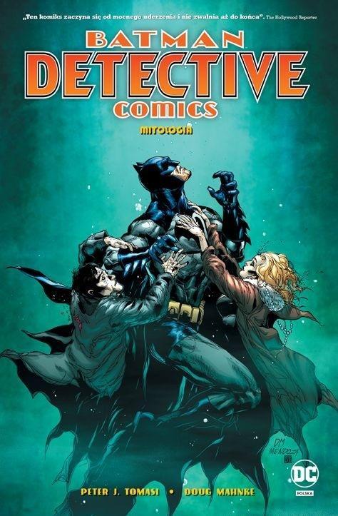 Batman. Detective Comics T.1 Mitologia