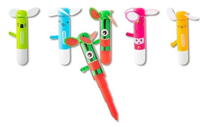 Długopis wiatraczek mix STnux