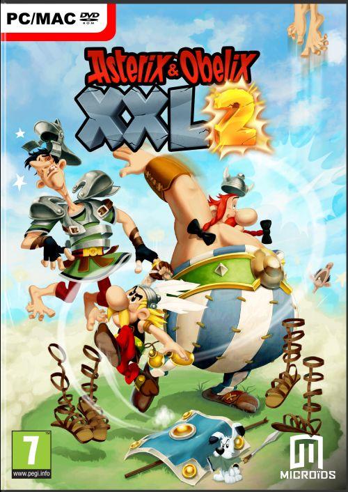 Asterix & Obelix XXL 2 (PC) klucz Steam