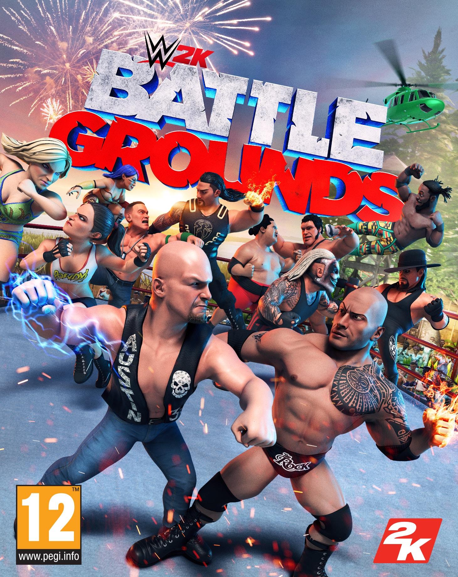 WWE 2K Battlegrounds (PC) Steam