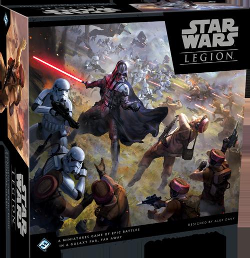 Star Wars: Legion - Core Set (gra bitewna)