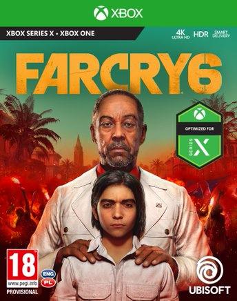 Far Cry 6 (XOne / XSX) + BONUS