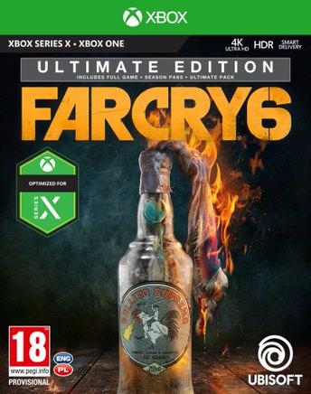 Far Cry 6 Ultimate Editon (XOne) + BONUS
