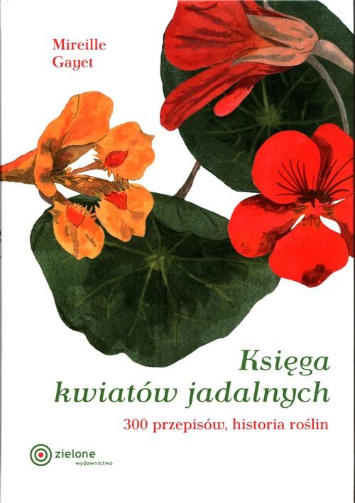 Księga kwiatów jadalnych