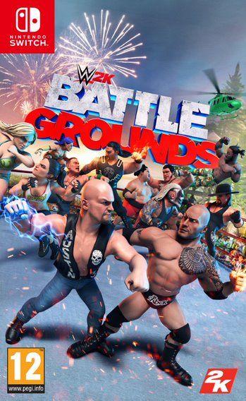 WWE Battlegrounds (Switch)