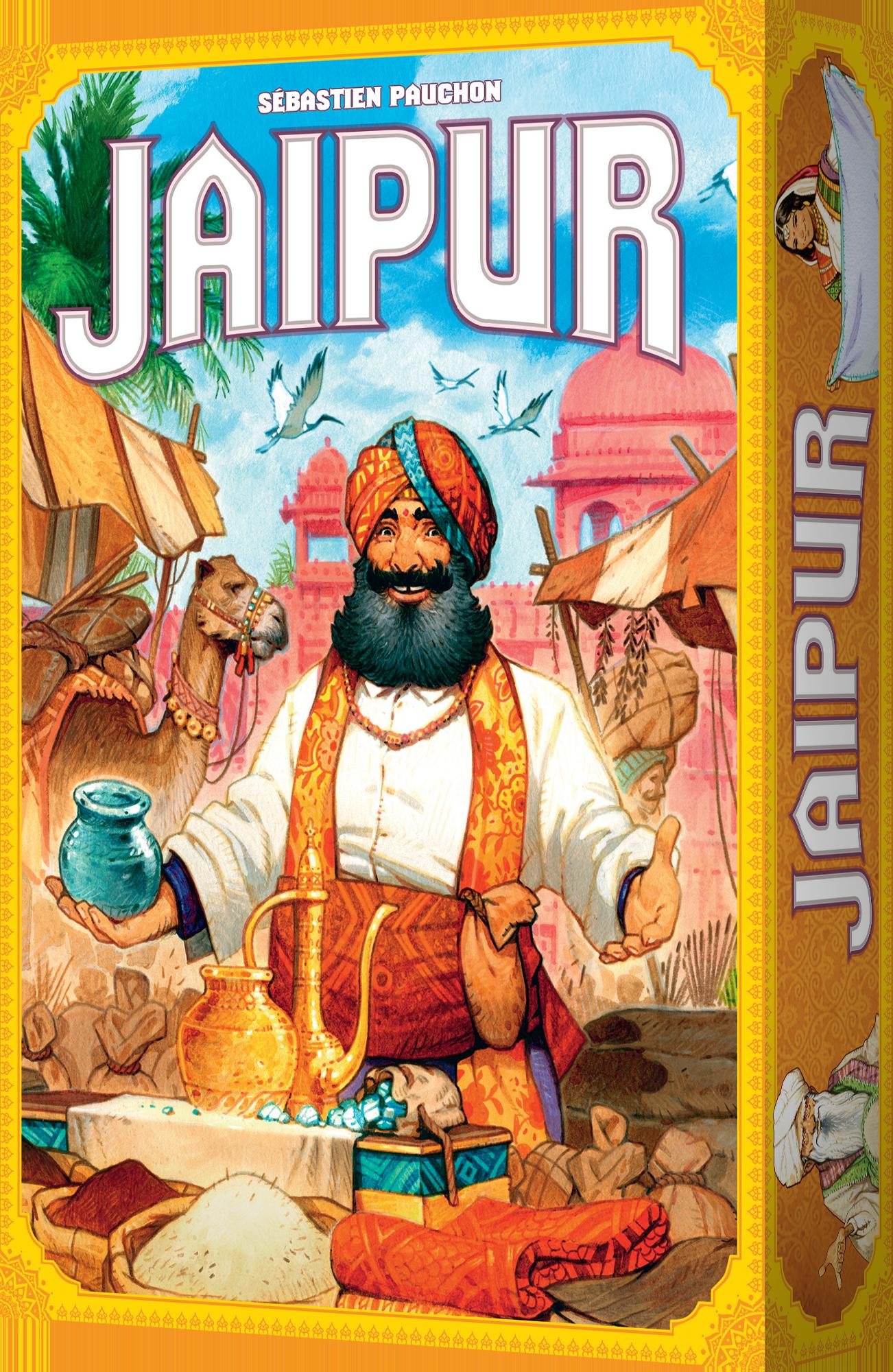 Jaipur (nowa edycja) (gra planszowa)