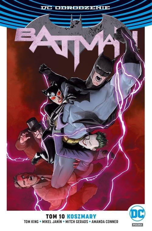 Batman Tom 10 Koszmary