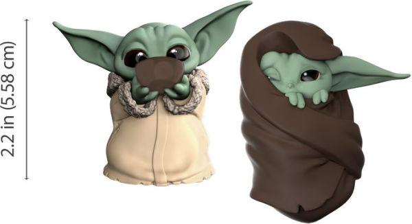 Star Wars Bounty Collection Baby Yoda - z zupą i w kocu