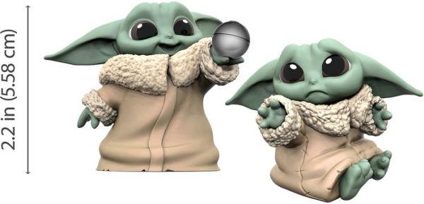 Star Wars Bounty Collection Baby Yoda - z piłką i chcący się przytulić