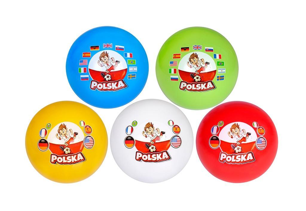 Piłka PVC 230 MM - Polska