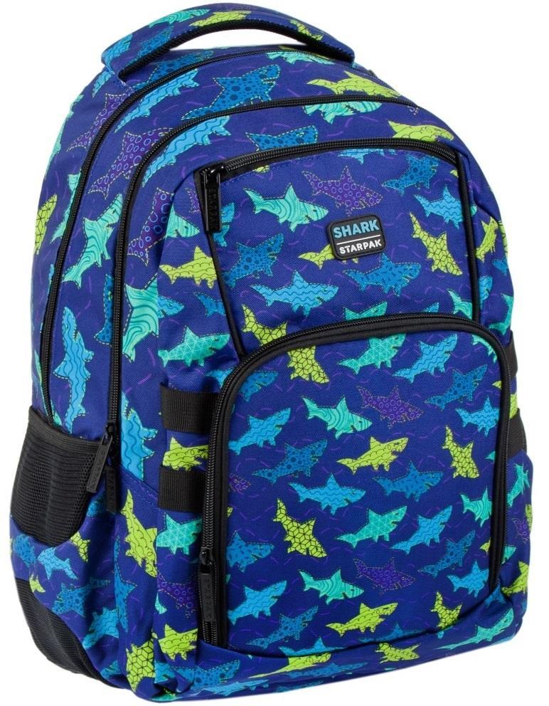Plecak młodzieżowy Shark