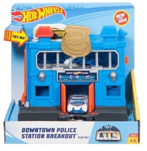 Hot Wheels Odjazdowy Posterunek Policji