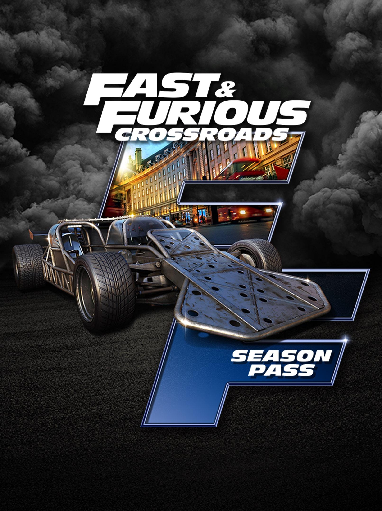 FAST & FURIOUS CROSSROADS: Season Pass (PC) steam
